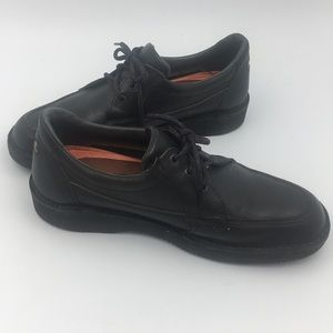 Dexter 👞 Black Oxfords Shoes Size 7.5